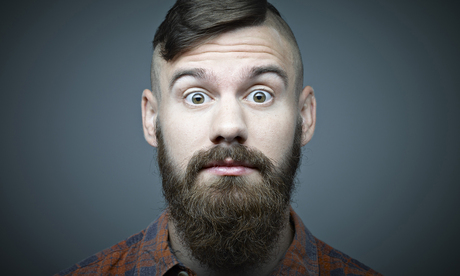 Fear of men with beards dating