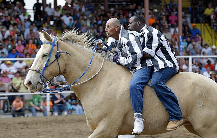 The Angola Prison Rodeo In Pictures Art And Design