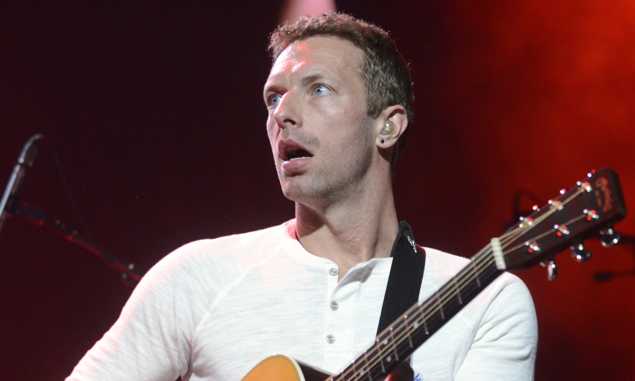 Coldplay announce lyric sheet treasure hunt for Ghost ...