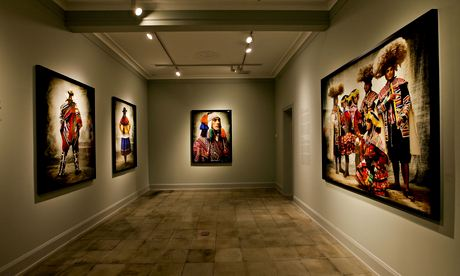 MATE permanent exhibition