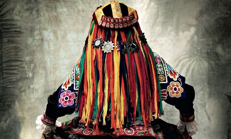 Testino, Peru traditional women's dress