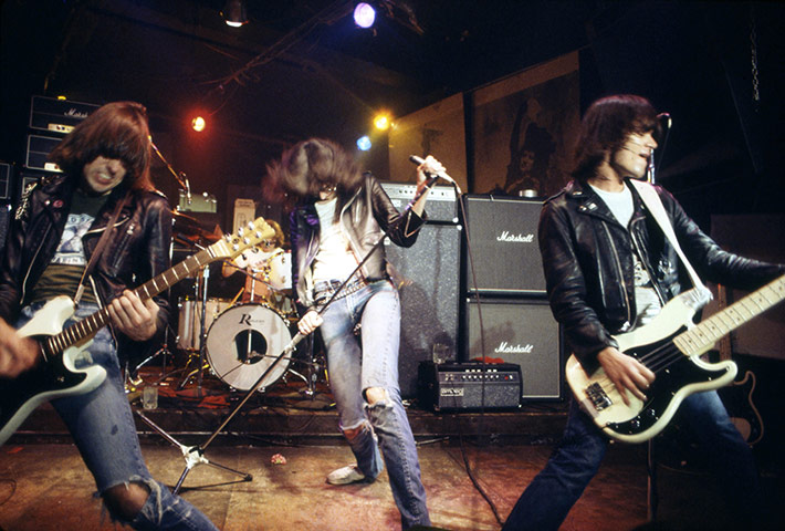 40 Years Of Ramones In Pictures Music The Guardian