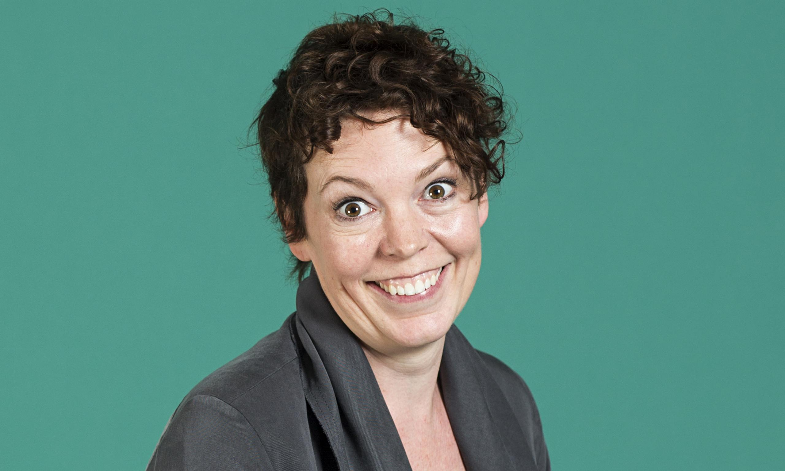 Olivia Colman: Did W1A Really Need The Brilliant Olivia Colman