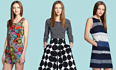Marimekko for Banana Republic