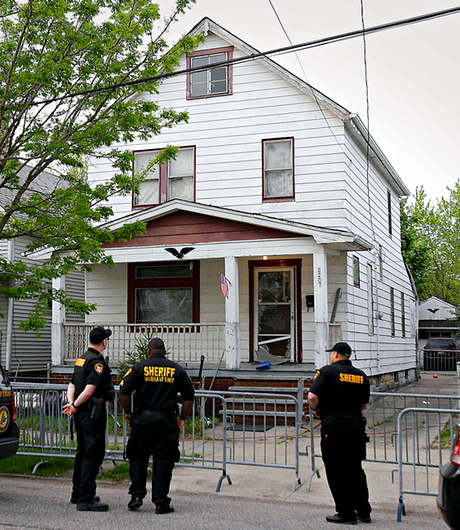 Kidnapped A Block From Home. Eleven Years Ariel Castro's