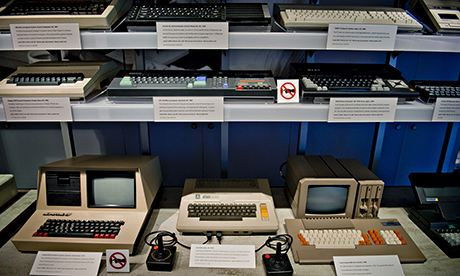Computers from 70s and 80s