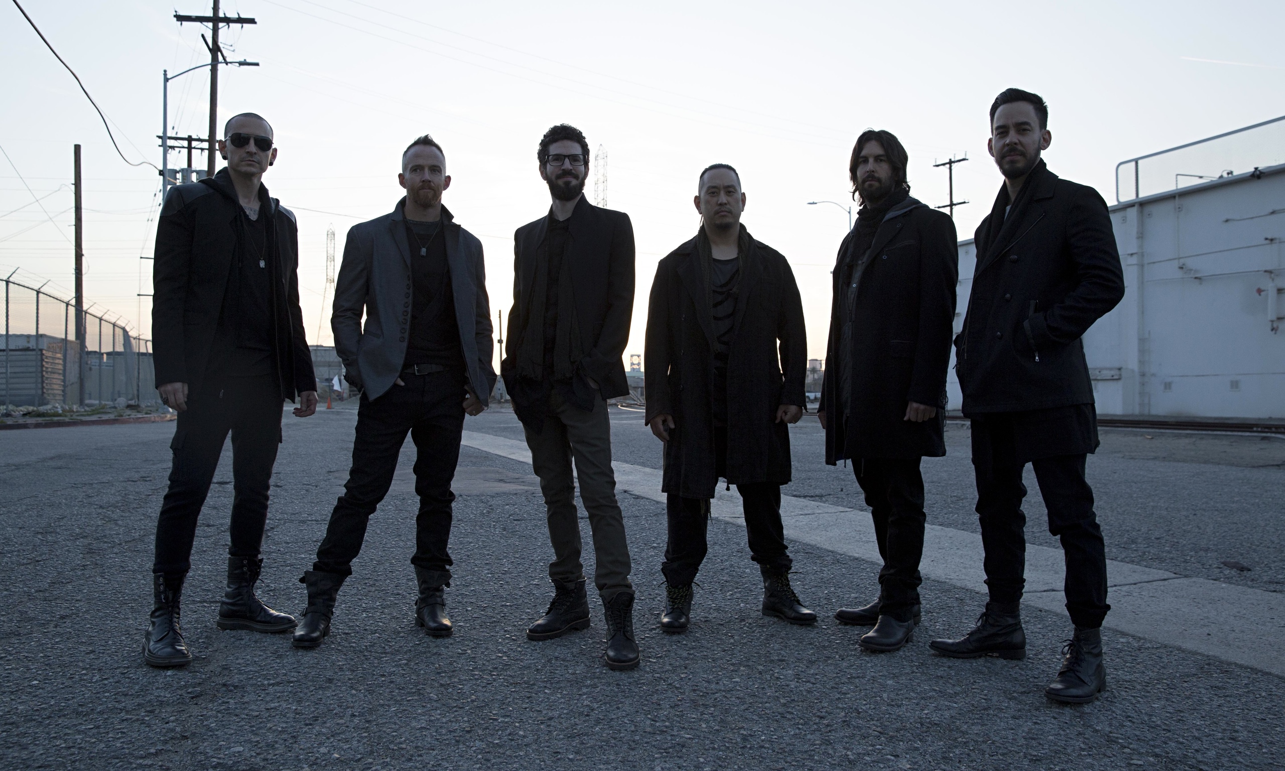 linkin park the hunting party review former nu metallers rock out again music the guardian. Black Bedroom Furniture Sets. Home Design Ideas