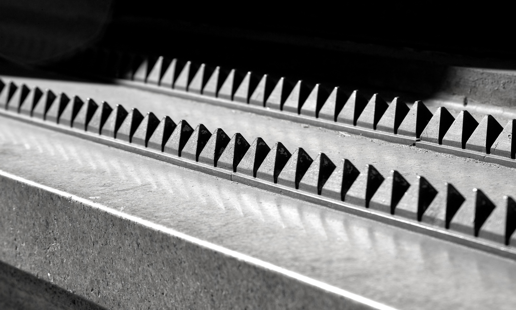 Anti Homeless Spikes Are Just The Latest In Defensive