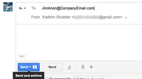 Send & archive   Gmail