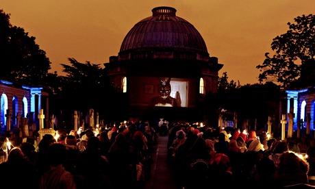 Outdoor Cinema Summer Round Up Film The Guardian