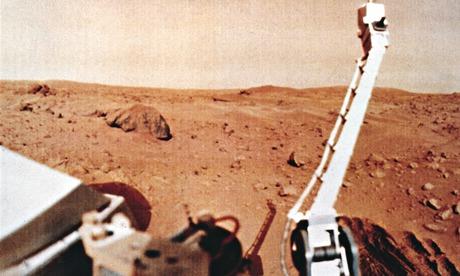 first mars landing 1976 - photo #11
