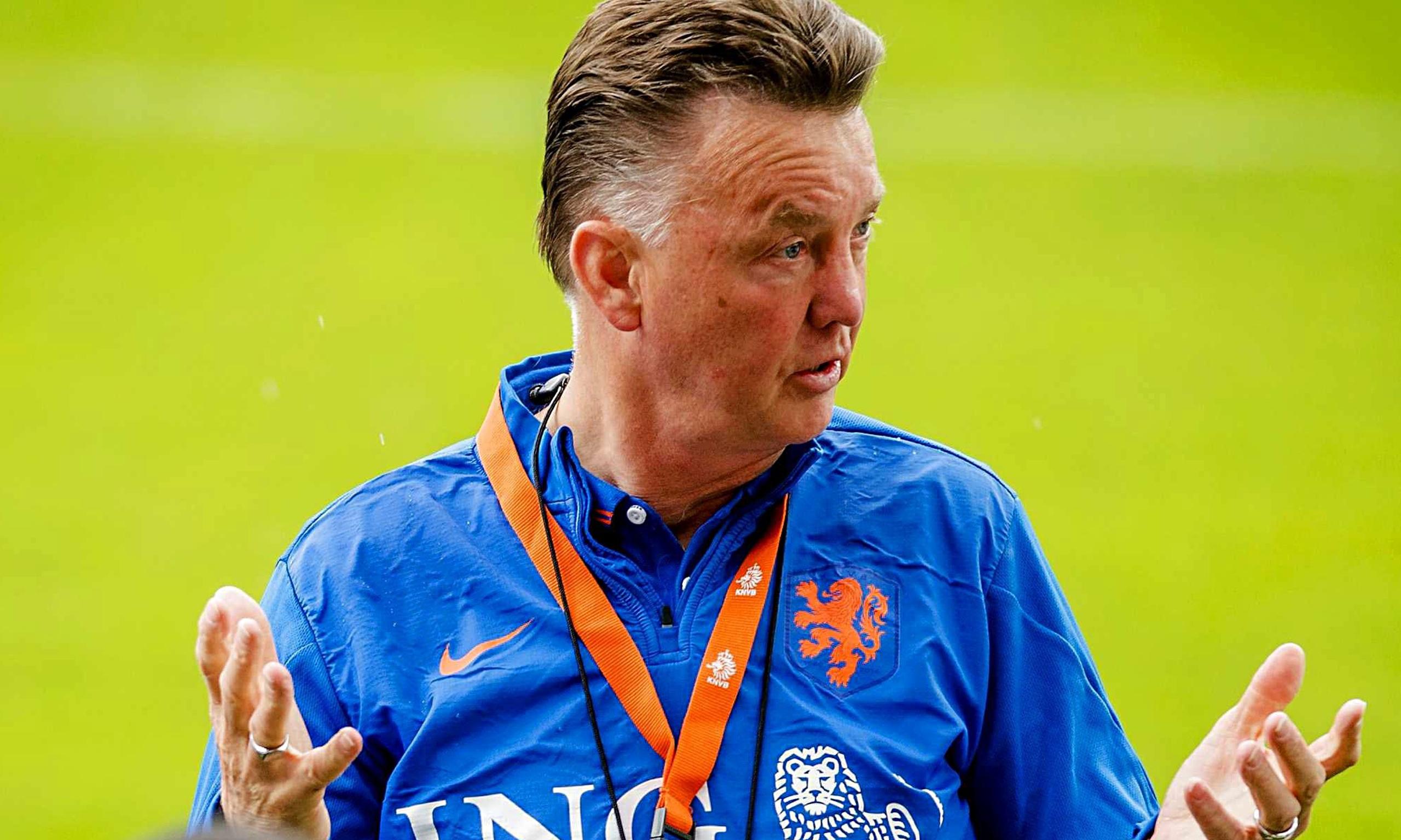 World Cup 2014: Louis Van Gaal To Keep Holland Happy By