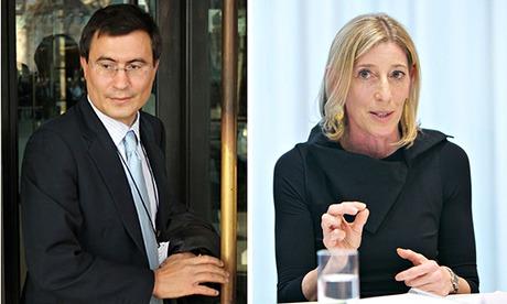 Hedge fund couple in billion-dollar divorce case