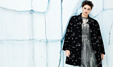 Marina Rinaldi dress and coat