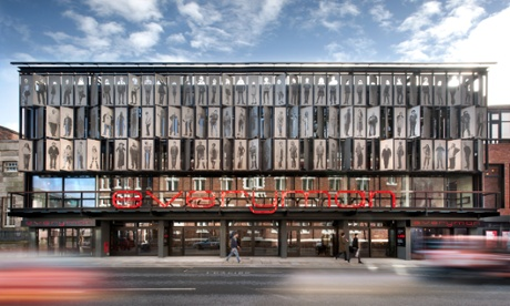 Everyman Theatre, Liverpool, by Haworth Tompkins.