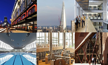 RIBA Stirling prize 2014 shortlisted buildings