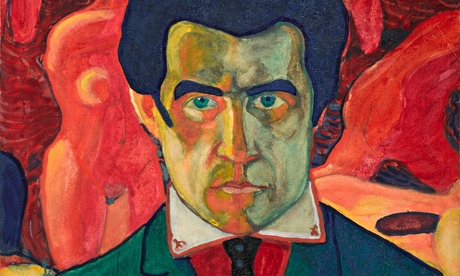 Self Portrait Kazimir Malevich