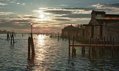 Venice at Dawn with Anthony Epes