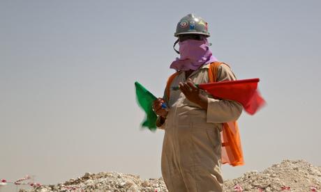 Fifa: we will monitor Qatar's treatment of migrant World ...