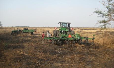 Land grab in Gambella