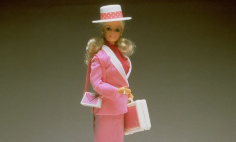 Entrepreneur Barbie means business. And of course, looking good.