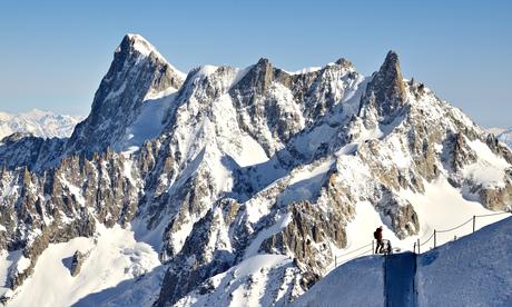 Mont Blanc landscape 011