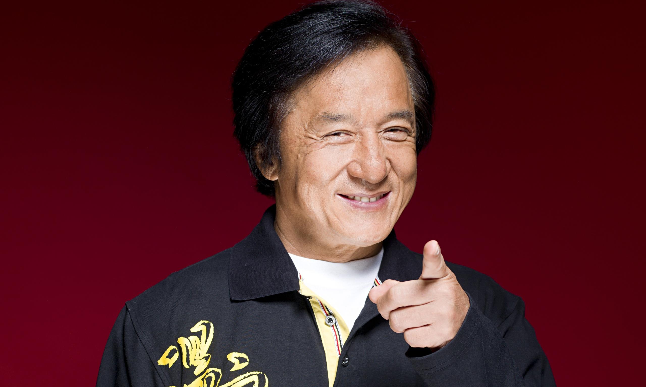 Jackie Chan  I hate vi...