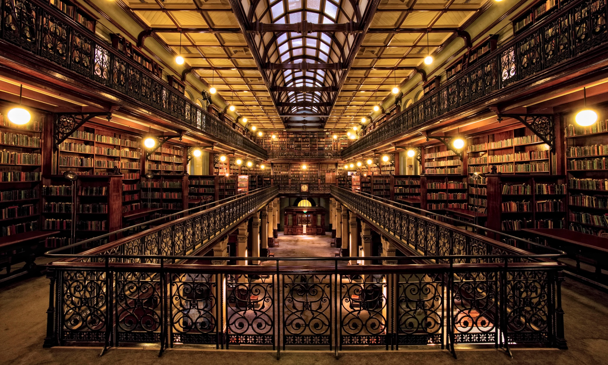 10 Beautiful Australian Libraries In Pictures Books