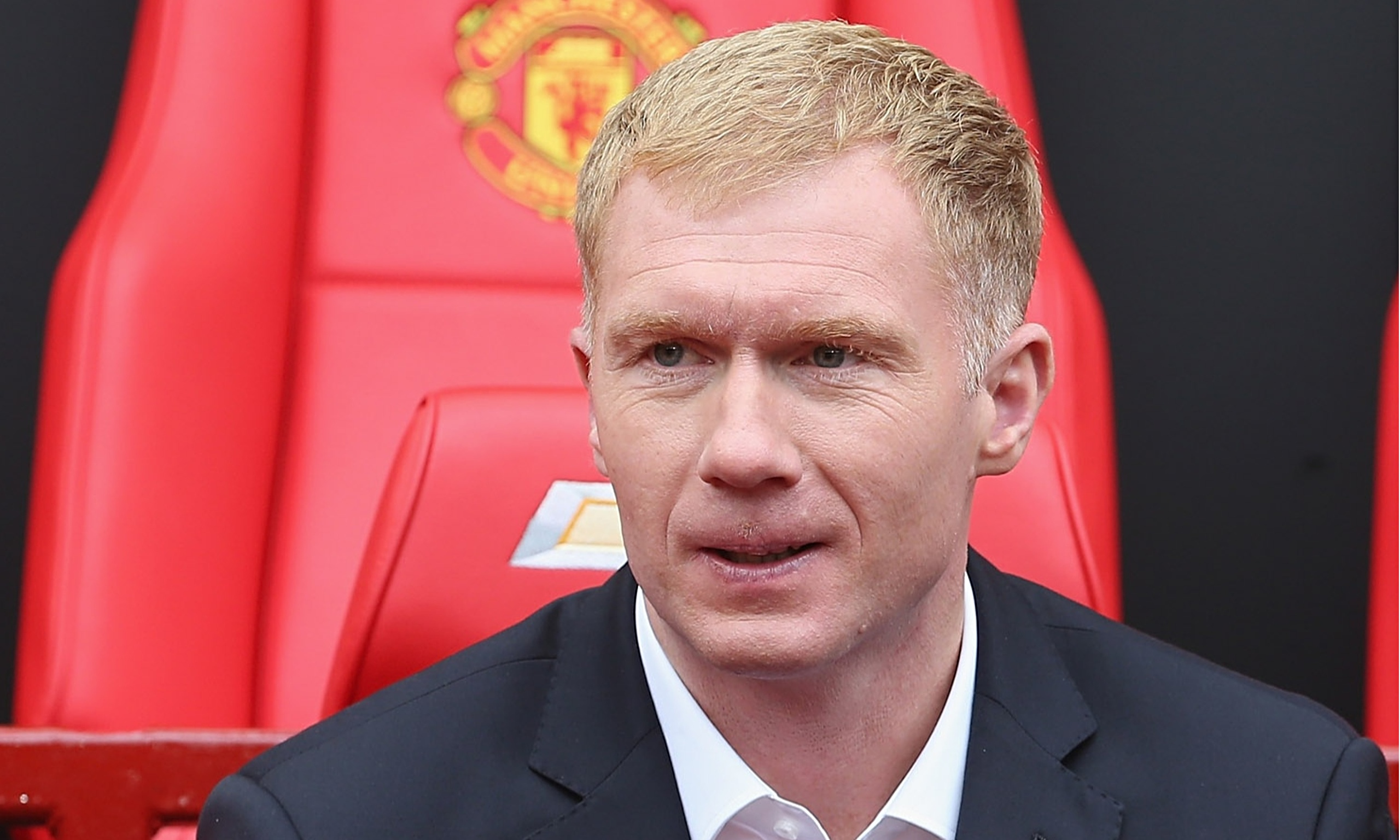 Paul Scholes: Paul Scholes 'scared' That Manchester United Are Heading