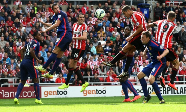 MATCH REPORT: Sunderland 1-1 Manchester United