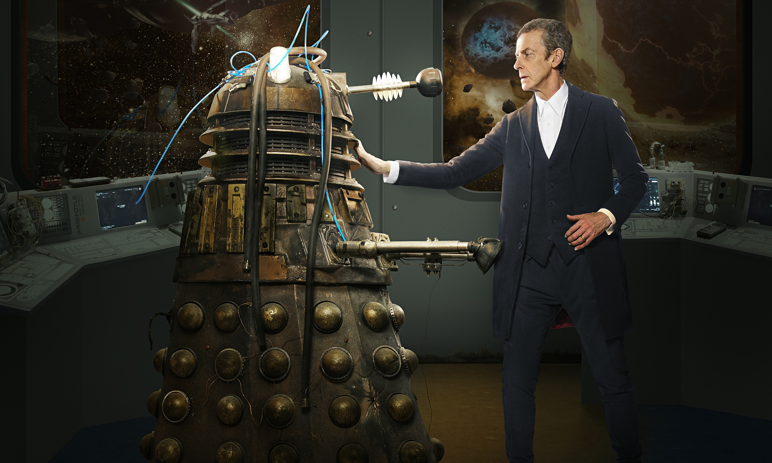 Doctor who recap series 34 episode two into the dalek - Doctor who dalek pics ...