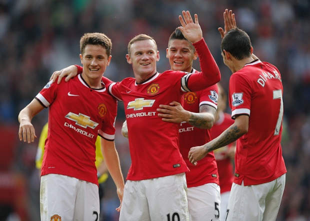 MATCH REPORT: Manchester United 4-0 QPR