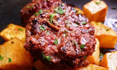 leftover beetroot - beef lindstrom
