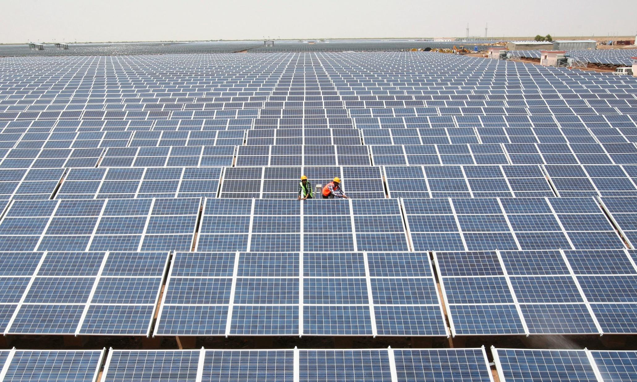 Can Narendra Modi Bring The Solar Power Revolution To