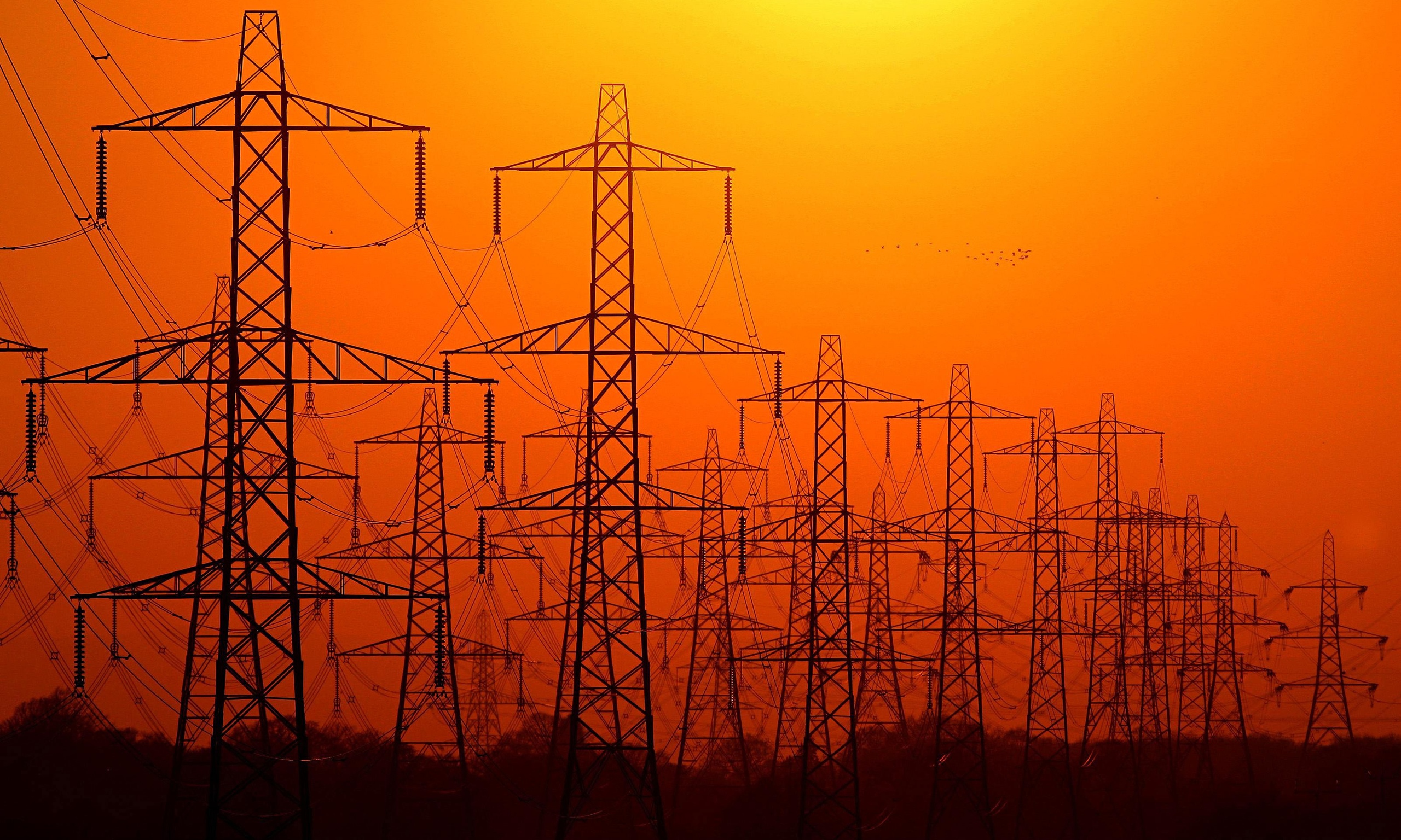 Transmission Oil Change >> National Grid highlights potential for power shortages this winter | Business | The Guardian
