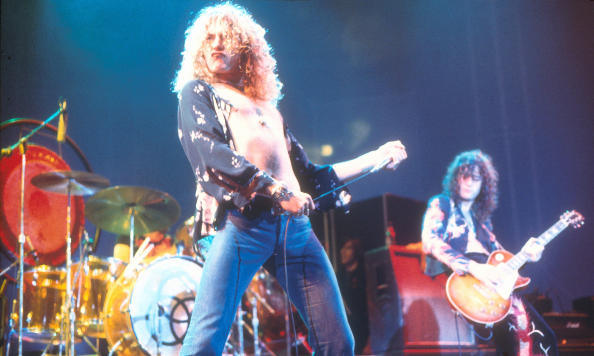 Led Zeppelin – hear an unreleased version of The Rain Song ...