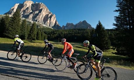 Haute Route Dolomites Day 2