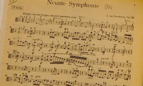 Beethovens Ninth Symphony