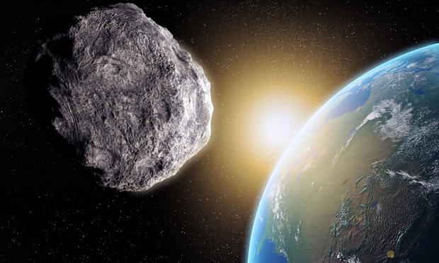 Huge asteroid set to fly past Earth – get that telescope ...