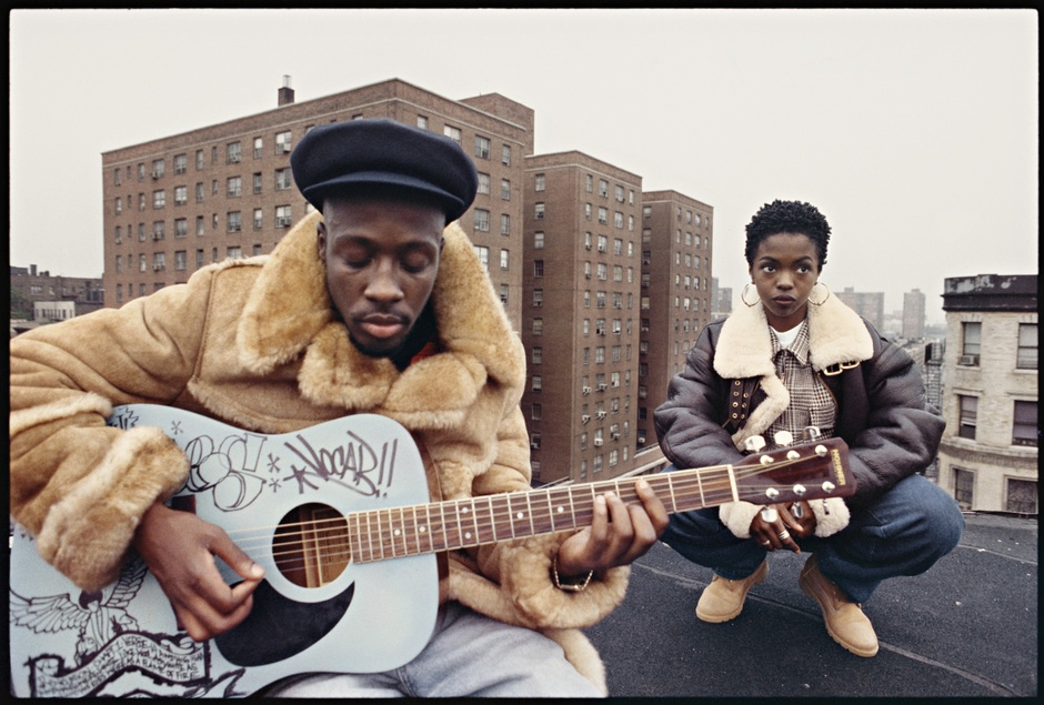 Lisa Leone's best photograph: the Fugees on a Harlem ...