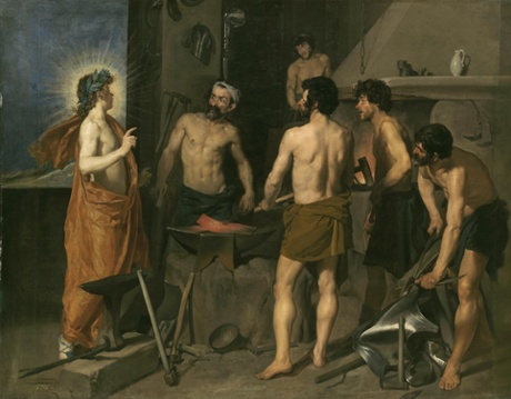 Velazquez Apollo in the forge of Vulcan _-_La_Fragua_de_Vulcano_(Museo_del_Prado,_1630).jpg