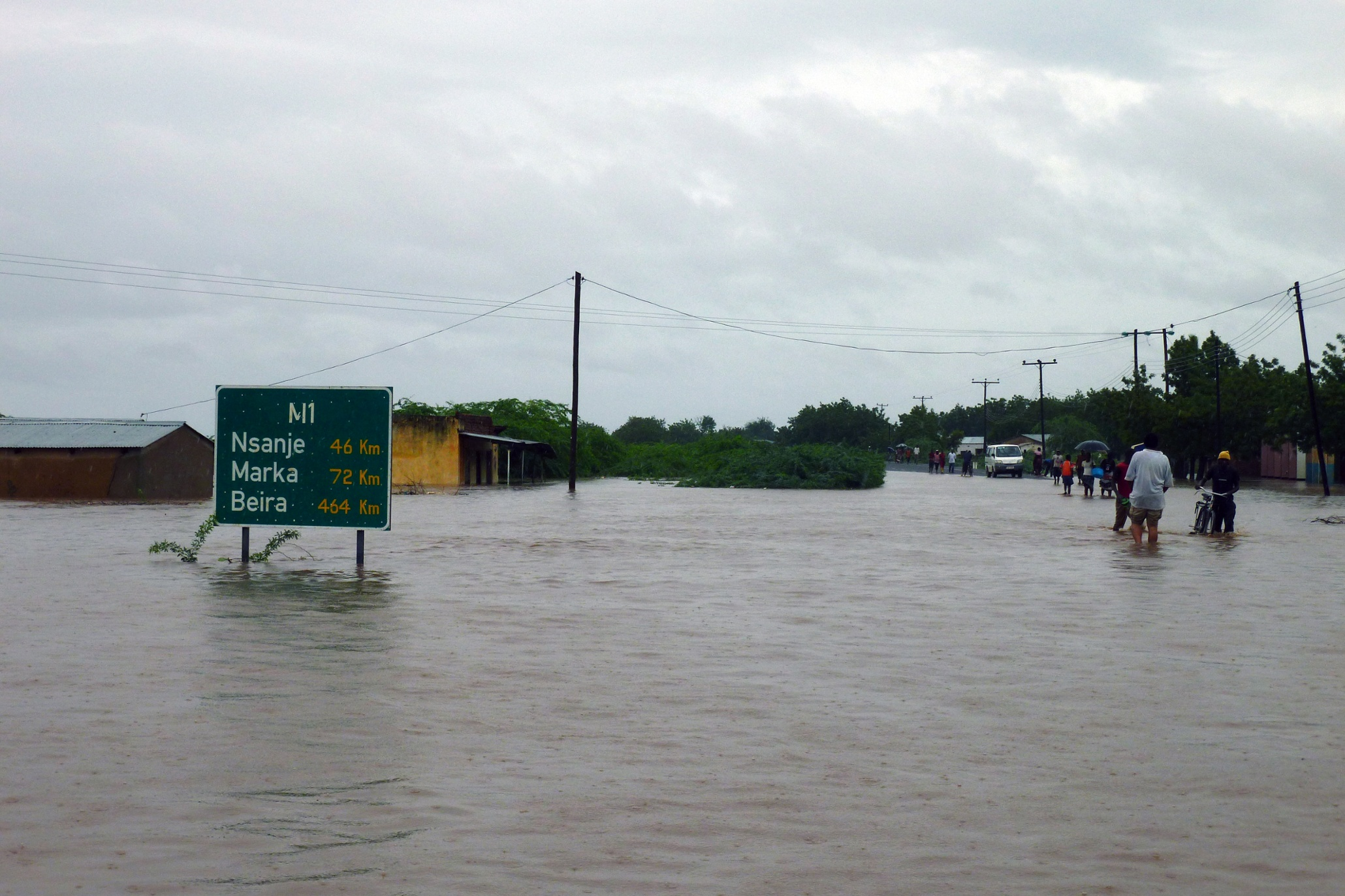 Malawi Floods Cause Devastation In Pictures Global