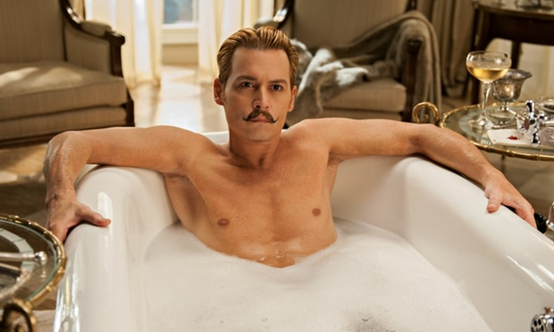 Johnny Depp Mortdecai