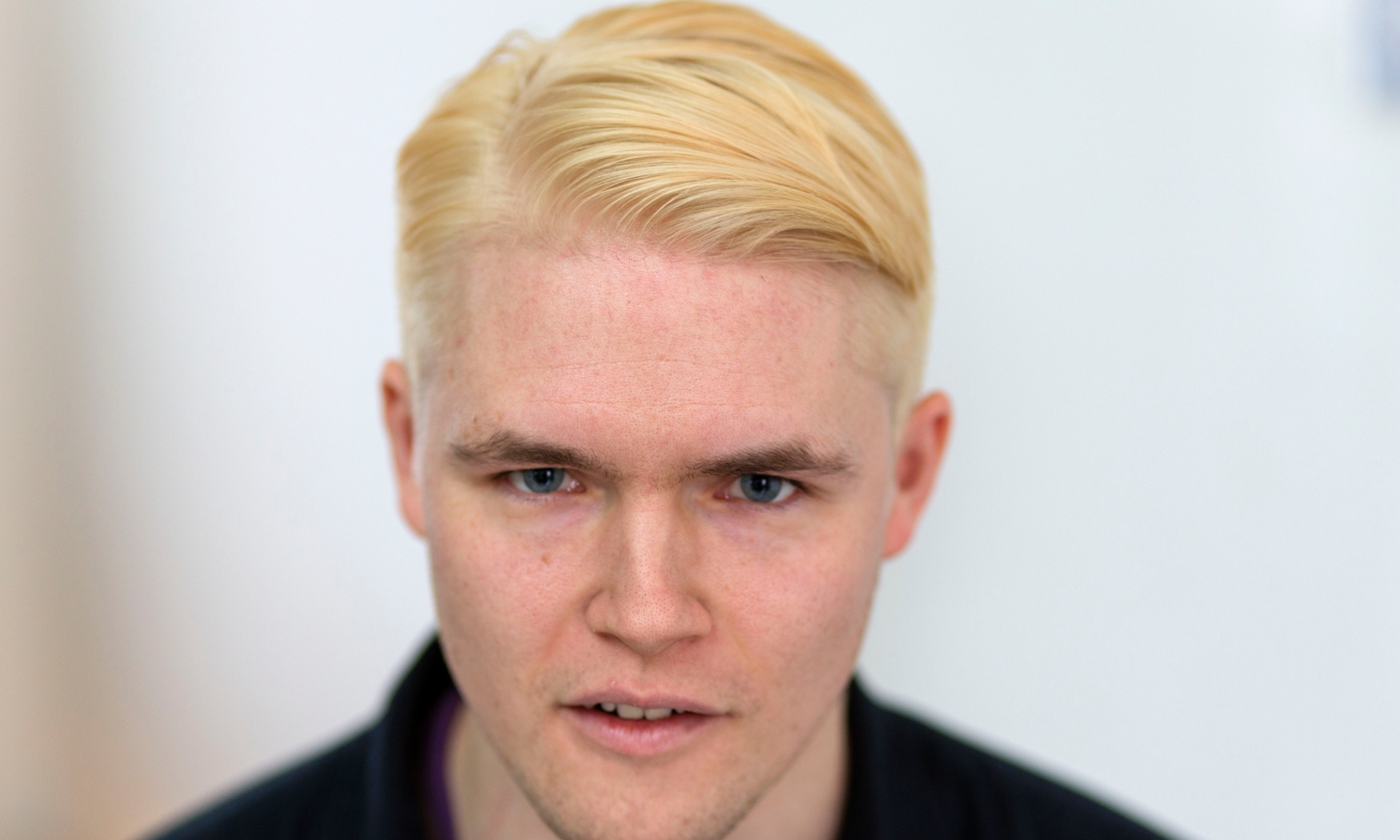 Do Gentlemen Prefer Being Blond Fashion The Guardian
