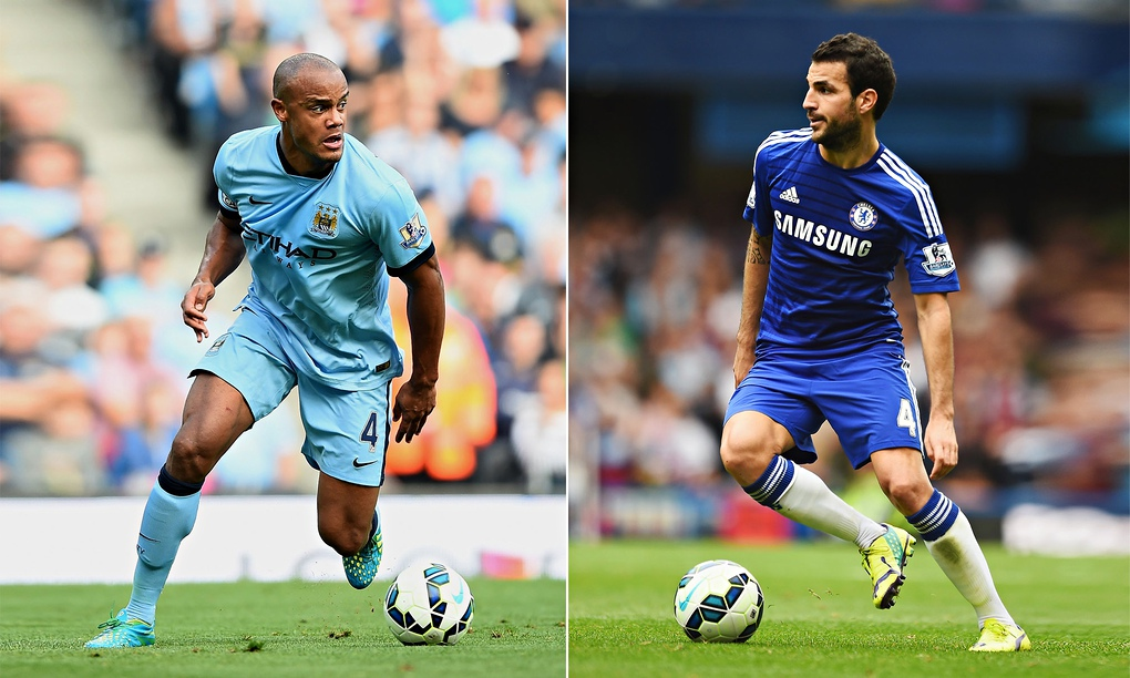 Chelsea Vs Man City: Chelsea V Manchester City: Tactical Guide To Where The