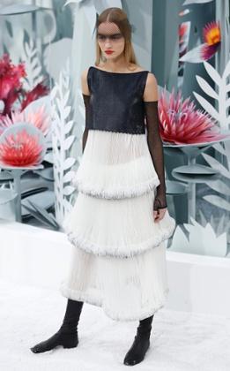 Chanel's haute couture