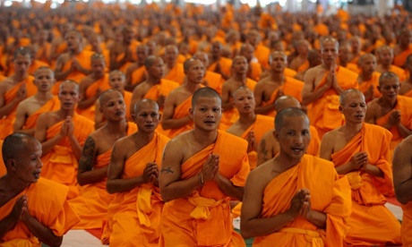 You don't have to be a monk to meditate.