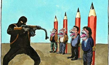 Siapa yang Memerintahkan Serangan Terhadap Charlie Hebdo?