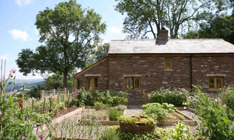 Peggy's Cottage, Brecon Beacons