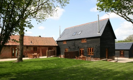 Red House Barns, Suffolk